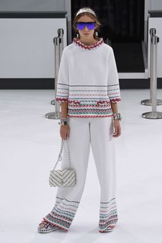 Chanel | Spring 2016 | Look 43