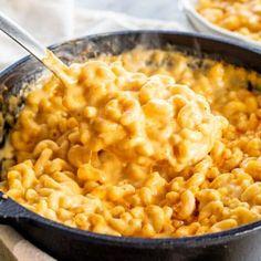 Lemon Garlic Pork Roast - Jo Cooks Baked Mac And Cheese Recipe, Cheese Recipes, Macaroni And Cheese, Cooking Recipes, Baked Macaroni, Oven Cooking, Mac Cheese, Oven Baked Chicken, Cheesy Chicken