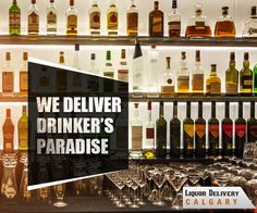 To taste the finest and widest range of #liquors in Calgary from #champagne, wine, #beer, tequila, vodka to all, call us @ 403-968-9696!  www.liquordeliverycalgary.ca