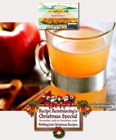 Hot Spicy Apple Drink / Varm Krydret Epledrikk