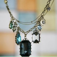Amazing unique necklaces,big gem baroco style short necklace,very fashion jewelry,hot will meet all your needs for those situations. provides all kinds of fancy wolf pendant necklace, beaded necklaces and heart pendant. Rhinestone Necklace, Drop Necklace, Pendant Necklace, Blue Necklace, Fashion Necklace, Fashion Jewelry, Stylish Jewelry, Korean Jewelry, Jewelry Accessories