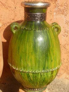 XL Pot; Vase, Ceramics, Home Decor, Atelier, Sculptures, Stones, Plants, Ceramica, Pottery