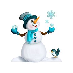 Frosty the Snowman ❤ liked on Polyvore featuring christmas, winter, snowmen, christmas/winter e snowman