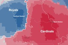 2.  Whether a Cardinals fan or a Royals fan, you are serious about your baseball.