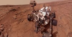 Mars Is Practically Drenched in Water