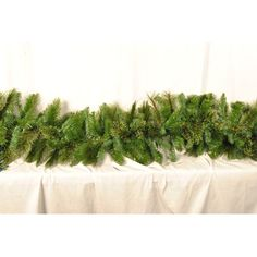 Queens of Christmas Blended Pine Garland