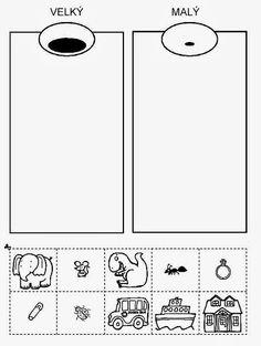 Z internetu – Sisa Stipa – Webová alba Picasa Preschool Math, Preschool Worksheets, Kindergarten, Kids Learning Activities, Toddler Activities, Sudoku, English Exercises, Animal Crafts For Kids, Baby Time