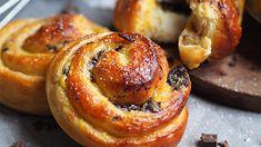 Norwegian Food, Norwegian Recipes, Bread Baking, Baking Cakes, Food Cakes, No Bake Cake, Bagel, Doughnut, Nom Nom