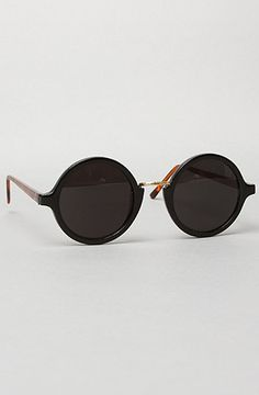Circle Sunglasses by Replay. I love how old school these are!