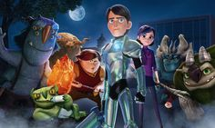 Mark Hamill, Lena Headey and David Bradley Join The Cast Of Guillermo del Toro's TROLLHUNTERS For Season 2