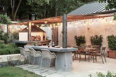 Outdoor Kitchen by Jute   Remodelista