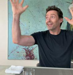 Hugh Jackman, Mens Tops, T Shirt, Fashion, Supreme T Shirt, Moda, Tee Shirt, Fashion Styles, Fashion Illustrations