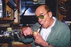 Cannabis Quote Of The Day: Hunter S. Thompson - Toke of the Town