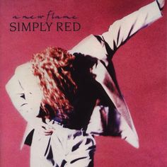 Simply Red (Mick Hucknall) I loved the video from 1984-85...Wasted all those years...lovein it
