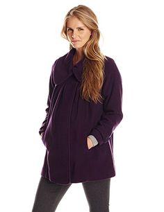Coats & Jackets Women's Clothing Fantastic Jojo Maman Maternity Coat Size 8 Charcoal Grey