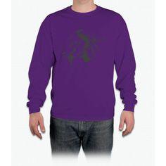 Lovely Goat Design For Animal Goat Lovers Sketched chicago cubs Long Sleeve T-Shirt