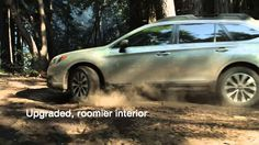 The all-new 2015 Subaru Outback