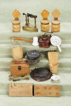 Second miniature utensils