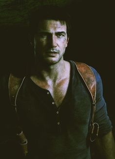 Nathan Drake : Uncharted 4. So excited for this game. The graphics are gorgeous.