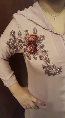 من أجمل الأفكار في تنبات العقيق والموزن بشكل خفيف Fashion Moroccan Fashion Designs For Dresses