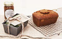 Fat Toad Farm Bourbon Caramel Holiday Bread