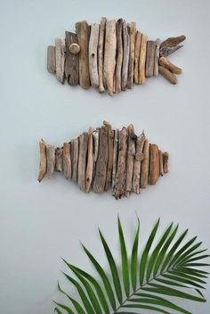 Don't you just love driftwood projects? I just moved to the pacific northwest so I'm only about 30 minutes away from great places to find driftwood. Zoe from Creative in Chicago … #artprojects