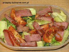 szybka salatka