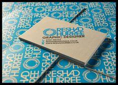 Tarjetas Personales #3 | Designals | Blog de diseño gráfico, publicidad e inspiración