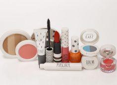 Top Shop Makeup range #packaging design