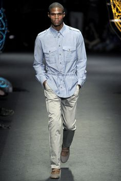 Vivienne Westwood | Spring 2012 Menswear Collection | Style.com