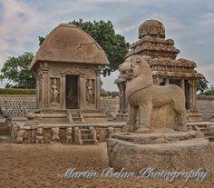 Five Rathas of Mamallapuram