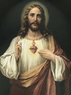 Sacred Heart of Jesus. June 27th