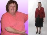 Congratulations to Sharon Tournade for losing over 100 pounds and keeping it off for over a decade with Rena Greenberg's Easy Willpower Hypnosis.  Great job!