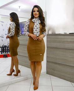 """Paola Santana on Instagram  """"  Hoje lançamento de coleção Outono-inverno na   quatroestacoesevangelica, mostrei vários Looks lindos no stories, vem  conferir  ... 04895b07b5"""