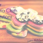 How Many Cloth Pads Do You Need? | The Anti June Cleaver