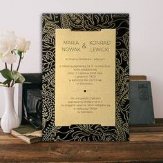 Wedding cards invitation F1435ag