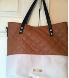 * ON SALE * JESSICA SIMPSON https://www.etsy.com/listing/202576180/vintage-jessica-simpson-tote-purse