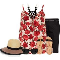 """""""Cool and Collected"""" by jodilambdin on Polyvore"""