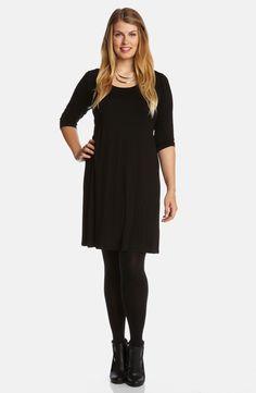 Karen Kane Scoop Neck Jersey Dress. Nordstorm $71.00