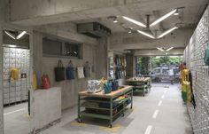 """渋谷に生まれた""""トンネル""""で「FREITAG(フライターグ)」に出会う (1/2) デザイン イズムコンシェルジュ   エキサイトイズム"""