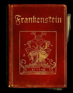 Frankenstein - Mary Shelly  Must be read along with Dracula.