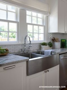 Apron Sink. Farmhouse Sink. Apron stainless steel kitchen sink with ...