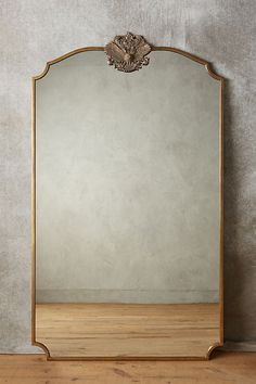 Slide View: 11: Miroir manoir boisé
