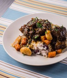 Jamaican Oxtail Stew | 27 Jamaican Dishes You Should Be Eating Right Now