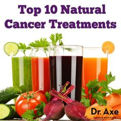 10 Natural Cancer Treatments | Hidden Cures. These natural therapies used by themselves or in conjunction with conventional medical treatments may support the body in the healing process. Shared through https://www.facebook.com/diycraftsideas