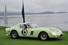1962 Ferrari 250 GTO ~ This is now the most expensive car in the world, it just sold for THIRTY FIVE MILLION DOLLARS!