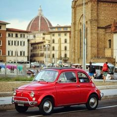 La mia 'Rossella' a Santa Maria Novella a Firenze