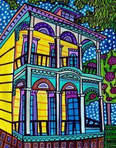New Orleans Pendant