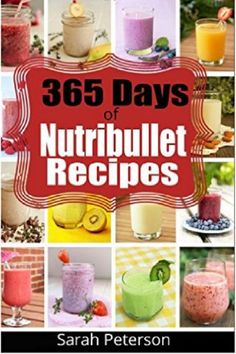 Nutribullet Smoothie Recipes for Rapid Weight Loss, Detox & Burning Fat | Vegan Push