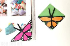 Easy Butterfly Bookm